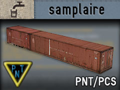 PNT - Kontenery 20st 40st PLO/PCS - Containers 20ft 40ft PLO
