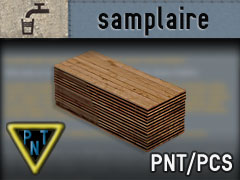 PNT - Tarcica/PCS - Wood planks