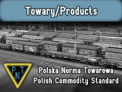 PNT - Towary/PCS - Products